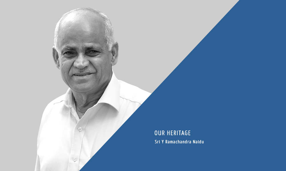 Sunland Ventures_Sri Y Ramachandra Naidu