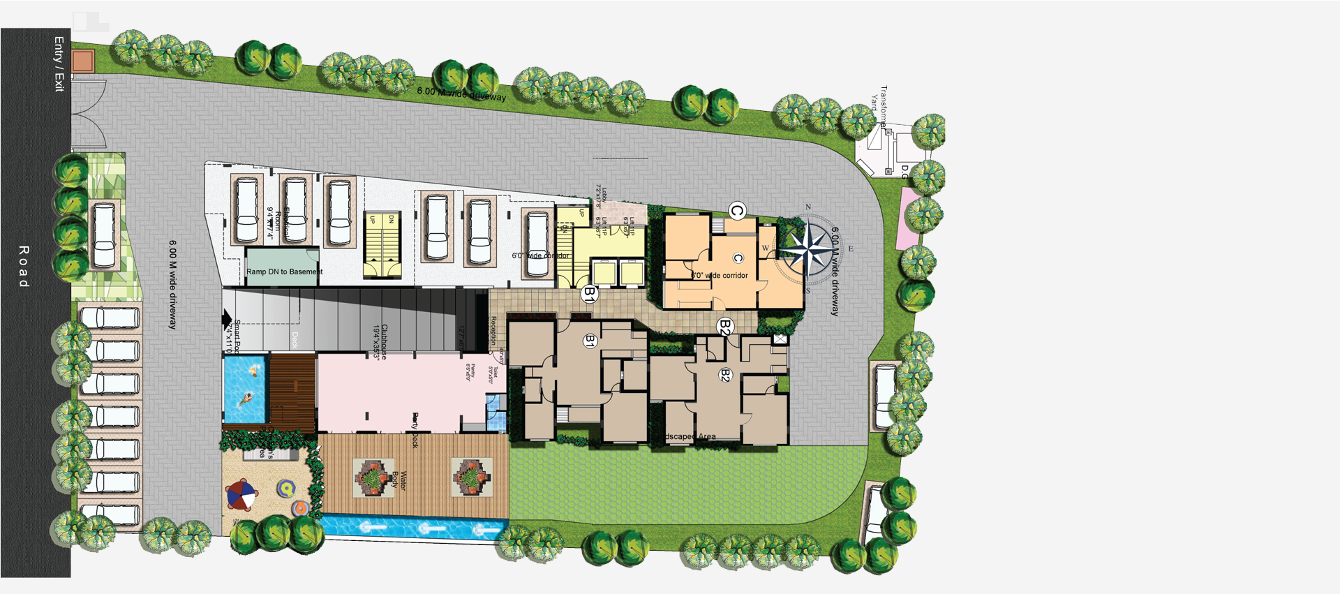 Sunland Ventures_Aspira_Site Plan