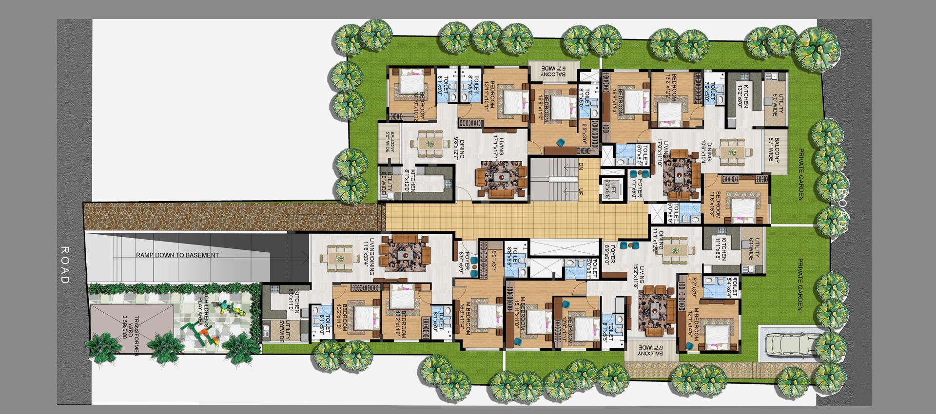 Sunland Ventures_Site Plan_Assara